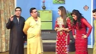New Pakistani Stage Drama Zafri and Nasir Chinyoti Full Comedy Funny Clip 2016