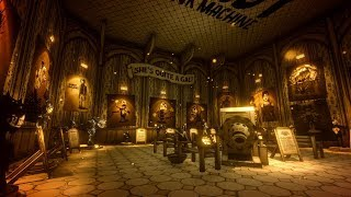 """(ARCHIVES) Bendy and the Ink Machine CHAPTER 5 """"TODOS LOS PERSONAJES - ALL CHARACTERS"""""""