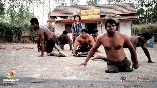 Supreme Climax fight with differently abled persons Making Video