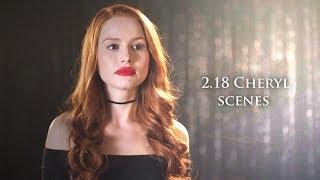 2x18 Logoless Cheryl Scenes