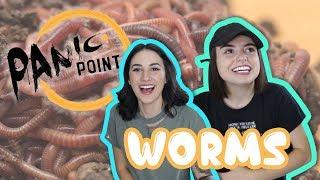 Ultimate Worm Challenge w Amy Ordman! | Panic Point! Eps. 1