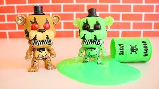 Five Nights at Freddy's Surprise Toys - FNAF & Sister Location Funko Blind Bag Mystery Mini FULL BOX