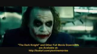 The Dark Knight (movie trailer)  And Here We ... GO