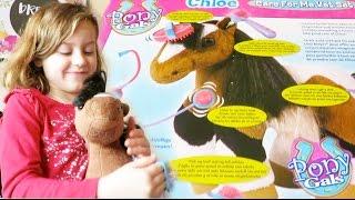 Breyer Pony Gals Chloe Care For Me Vet Set