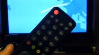 VU+ VUplus - Fernbedienung programmieren (TV-Taste belegen)