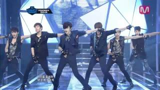 인피니트_추격자( The Chaser by Infinite)@Mcountdown 2012.05.17)
