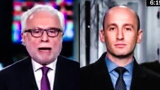 Wolf Blitzer Begs Stephen Miller To Not Be A Total Idiot During Interview