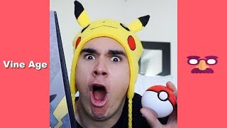 Try Not To Laugh Watching Christian DelGrosso Instagram Compilation / January 2018 - Vine Age✔