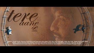 Tere Aane Se | JIGRRA | Official Music Video | Hardik Trivedi | Priyanshi Shah |