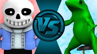 SANS vs DAT BOI! Salt Assault!