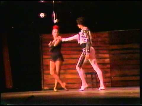Ballet CARMEN de BIZET por MAYA PLISETSKAYA. II .mpeg