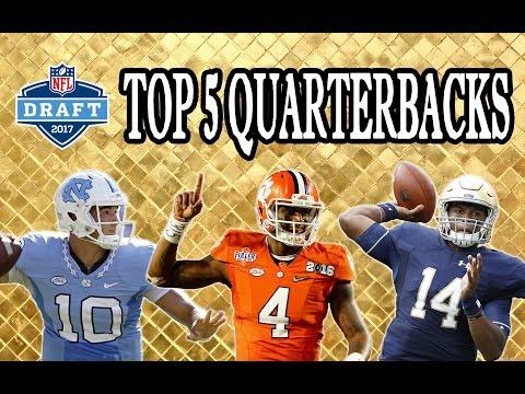 2017 NFL Draft Top 5 Quarterbacks