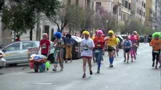 mauro firmani - maratona di roma 2012