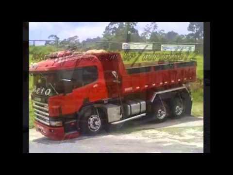 carretas e caminhões rebaixados Dj Wagner