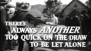 The Fastest Gun Alive 1956 Trailer
