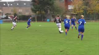 KV Mechelen B - FC Antwerp Girls op 18.11.2017