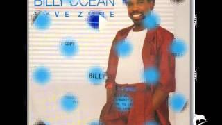 BILLY OCEAN - LOVE ZONE - EXTENDED 12''