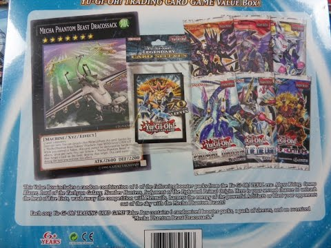 Target's Best Yugioh Great Vaule! Contains 6 Booster Packs, Sleeves & Giant Card! Value Box Opening!