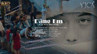 DÁNG EM (OST Vi Cá Tiền Truyện) - Tô Gia Tuấn [ MV Audio Lyric ]