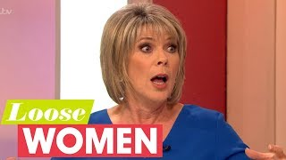 How Does Ruth Feel About Being at the Bottom of the Strictly Table? | Loose Women