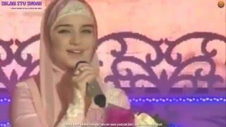 Merdunya Suara Tamila Sagaipova Gadis Cantik Bertudung Dari Chechnya Ini Тамила Умаровна Сагаипова 1