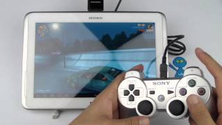 معاينة توصيل يد البلاي ستيشن 3 على أجهزة أندرويد