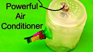 How to make air conditioner at home in just 2mins