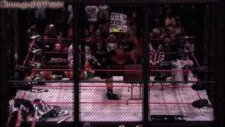 TNA Lockdown 2014 Highlights