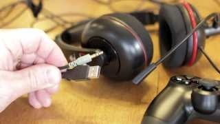 Make Your Old Headset Work with Your PS4 - PlayStation 4