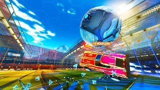 A ranked Rocket League surprise just for you...