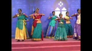 Thanjavur bommai - Tamil Christian Dance