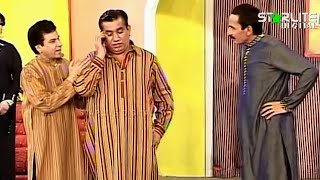 Chikni Iftikhar Thakur New Pakistani Stage Drama Full Comedy Funny Play