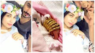 والدة امين تهدي حفيدتها هدية ثمينة وتزور خلود بالمستشفى