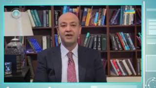 شاهد ماذا قال الشيج محمد راشد المكتوم عن مصر لعمرو اديب