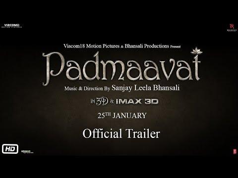 Xxx Mp4 Padmaavat Official Trailer Ranveer Singh Shahid Kapoor Deepika Padukone 3gp Sex
