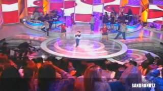 Hugo Henrique - Mini Luan Santana cantando Inventor dos Amores (Jovens Talentos Kids)