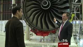 4تك: أحدث محركات الطائرات التي تصنعها شركة رولز رويس