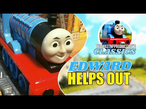 Thomas & Friends Edward Helps Out