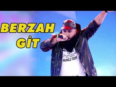 Günün Sürpriz Konuğu Berzah Git Şarkısını Seslendirdi!