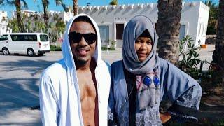 Vituko vya Alikiba huko Oman 😆😆