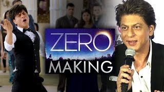 Making of Zero Full Movie | Shah Rukh Khan | Aanand L Rai | Anushka Sharma | Katrina Kaif | 21 Dec18