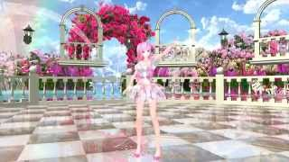 MMD・016P・Tda Luka [voc.LUKA_V4X_Soft ・ Echo effect] 許すことも愛のあかし [香花] Rose Garden