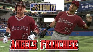 MLB The Show 17 Angels Franchise EP6 Comebacks, Walk Offs, And A Major Milestone! MLB 17