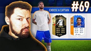THE GREATEST ATTACK IN HISTORY!! - #FIFA18 DRAFT TO GLORY #69