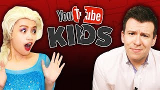 Why We Need To Talk About The Insane YouTube Kids Problem… #Elsagate