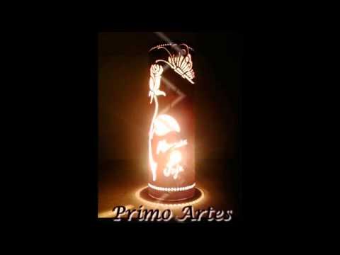 Primo Artes Luminárias em PVC