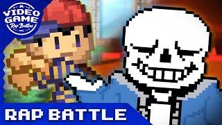 Undertale vs. Earthbound - Video Game Rap Battle