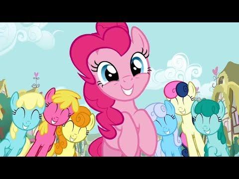 [CC] My Little Pony: Vennskap er ren magi - Smil Sang (norsk)
