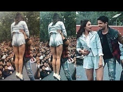Xxx Mp4 Sidharth Malhotra And Rakul Preet Dance At The Front Of Crowd In Delhi 3gp Sex