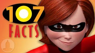 107 Incredibles 2 Facts You Should Know! | Channel Frederator